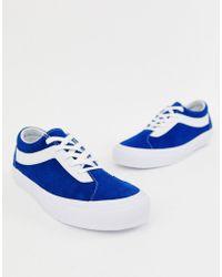 Vans Bold - Baskets - Bleu VN0A3WLPULD1