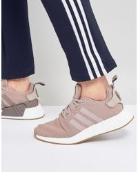 adidas Originals - Nmd R2 Trainers In Beige Cq2399 - Lyst