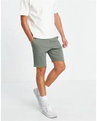 New Look Pantalones cortos - Verde