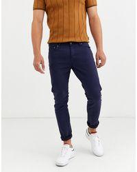 Jack & Jones – Blaue Jeans