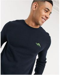 Burton Cut And Sew T-shirt - Blue