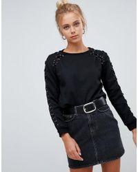 Glamorous Sweatshirt - Black