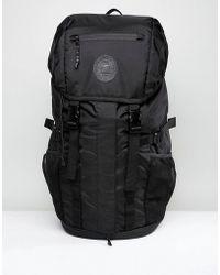 DC Shoes - Brucks Large Backpack In Black - Lyst