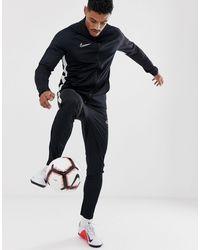 Nike Football Chándal negro academy - Multicolor