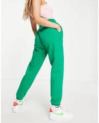 Fiorucci Co-ord Racing Angels Logo sweatpants - Green