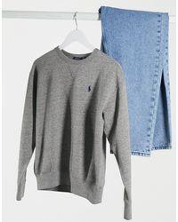 Polo Ralph Lauren Crew Neck Sweat - Gray