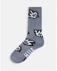 Huf Cursor Sock - Grey