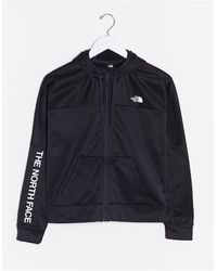 The North Face Tnl Wind Jacket - Black