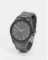Armani Exchange Reloj - Negro
