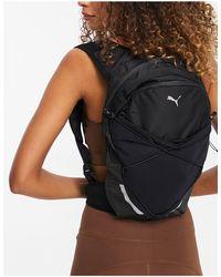 PUMA Черный Рюкзак Running-черный Цвет