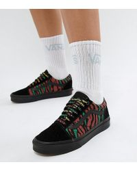 Vans - X A Tribe Called Quest Old Skool Trainers - Lyst