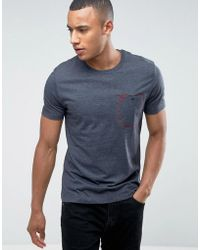 Original Penguin - Flat Lock Pocket T-shirt - Lyst