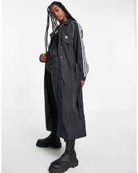 adidas Originals Adicolor - Trenchcoat - Zwart