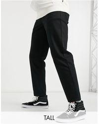 Farah – hawtin – jeans mit kurzem schnitt - Schwarz
