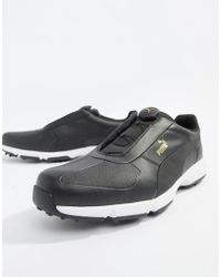 df0005959d9 Lyst - PUMA Titantour Ignite Disc Golf-shoes in Black for Men - Save 51%