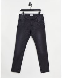 Only & Sons Jeans slim grigi - Grigio