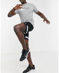 Nike Football – League – Strick-Shorts - Schwarz