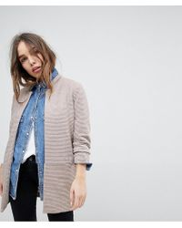ONLY - High Neck Jacket - Lyst