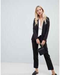 Fashion Union - Cigarette Pants Co-ord - Lyst
