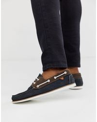 River Island Boat Shoes - Blue