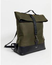 Dune Lewis Backpack - Green