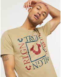 True Religion Camiseta - Neutro