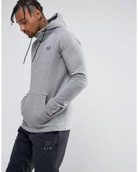 Nike - Modern Pullover Hoodie In Grey 835860-091 - Lyst