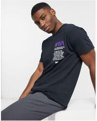 New Look - Oversized Nasa Print T-shirt - Lyst