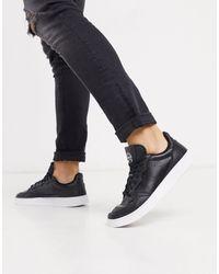 adidas - Zapatillas negras Supercourt - Lyst