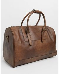 ASOS Holdall - Brown
