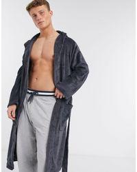 New Look Robe - Gris