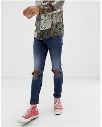 ASOS Skinny Jeans - Blauw