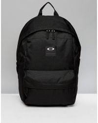 Oakley - Holbrook 20l Backpack In Black - Lyst