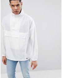 HUGO Pullover-jack In Wit