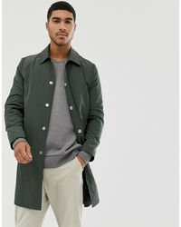 ASOS - Trench-coat imperméable - Lyst