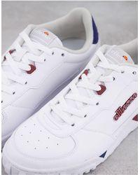 Ellesse Tanker Sneakers - White