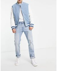 Weekday Easy - jeans - pavot - Bleu