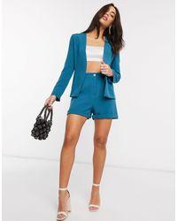 Vesper Pantalones cortos - Azul
