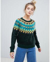Noisy May - Folk Sweater - Lyst