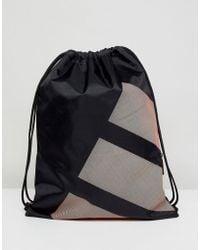 adidas Originals - Eqt Gym Bag In Black Ce5567 - Lyst