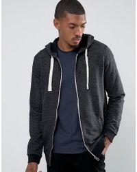 Esprit - Zip Through Sweatshirt - Lyst