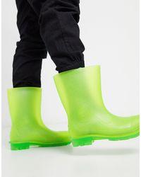 ASOS Gumboots - Green