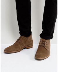 1ed746f8fd696 Lyst - Men s Tommy Hilfiger Desert boots Online Sale