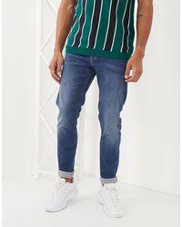 Lee Jeans Jeans - Malone - Jean skinny - Bleu délavé