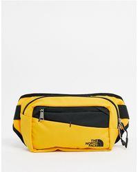 The North Face Желтая Сумка-кошелек На Пояс Bozer Ii-желтый