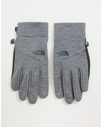 The North Face Etip Gloves - Grey