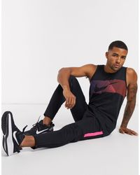Nike Football Academy - Joggers - /rose - Noir