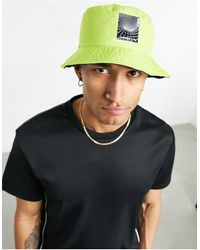 Bershka Bucket Hat - Black