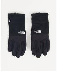 The North Face – Denali Etip – e Handschuhe - Schwarz