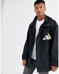 adidas Originals Adidas Training Back' Jacket - Black